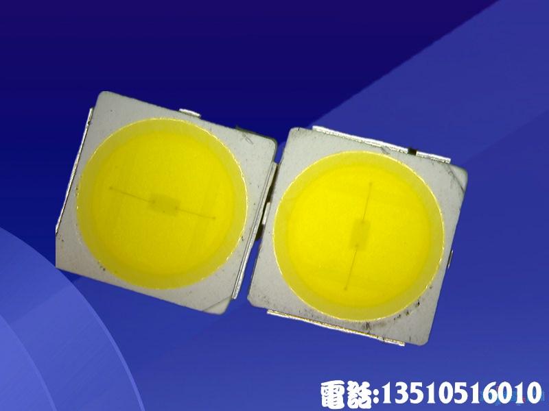 供应3535白光0.5W贴片灯珠