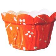 HD-11 PET小花朵淋膜纸杯图片