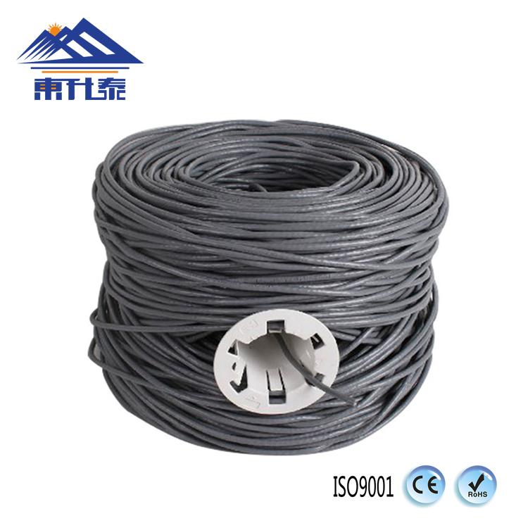 供应超五类铜包铝网线300米