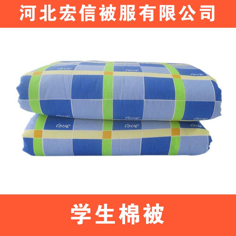 学生棉被 双人/单人学生被芯销售