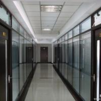 供应固定隔断高隔间固定玻璃隔断厂家