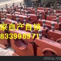 供应用于管道支撑的合金立管管夹B=150 H=7O 汽水管道支吊架价格
