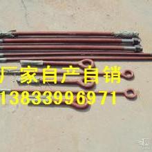 供应用于管道支撑的太原L3.18双孔吊板支吊架 M16 L=210左右螺纹拉杆厂家 弹簧支吊架批发价格批发