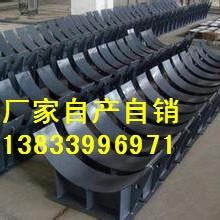 供应用于管道支撑的肇庆D14横担弹簧用管夹管座 滑动管托 常州弹簧支吊架生产厂家图片