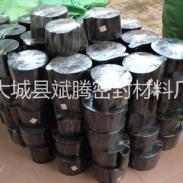 黑色耐油耐酸碱橡胶条垫片图片