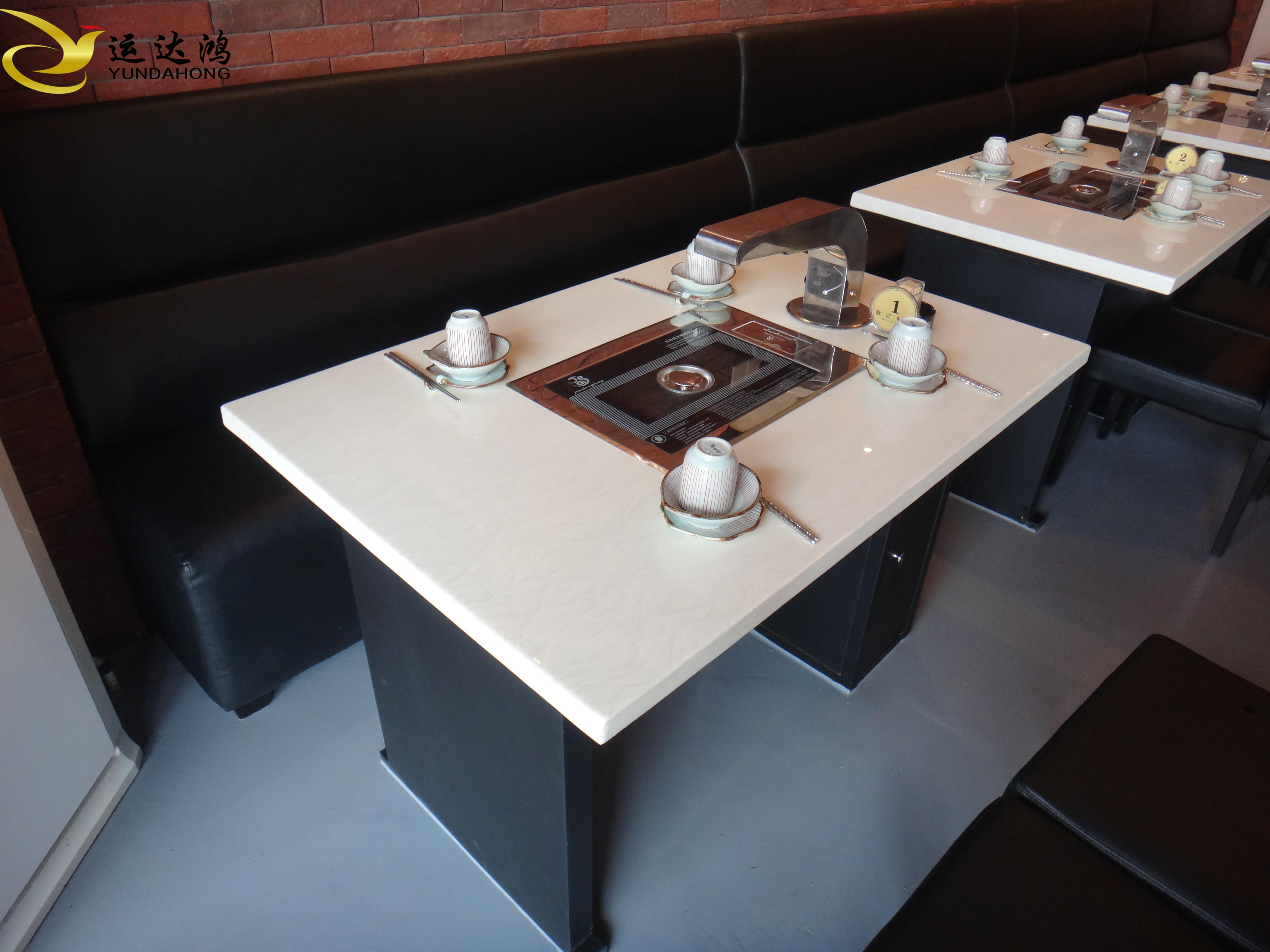 韩式烤肉店桌椅值得信赖