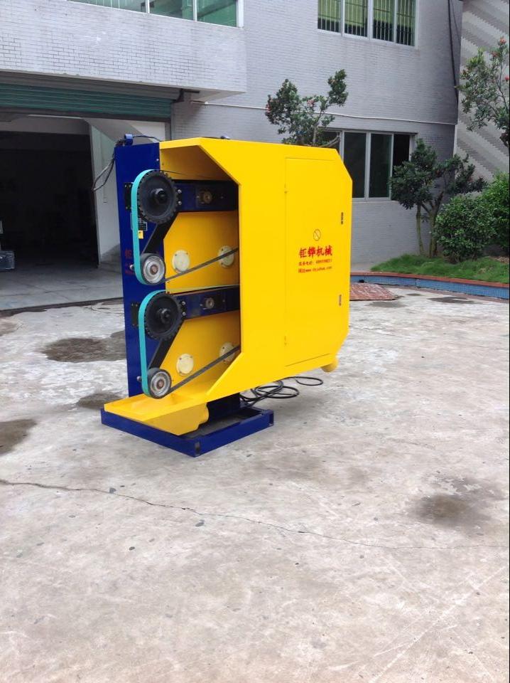 供应机械手砂带机厂家,东莞钜铧机械手砂带机,4.0米砂带砂带机