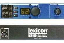 供应莱斯康MX100效果器特价出售/莱斯康效果处理器/效果器Lexicon MX100