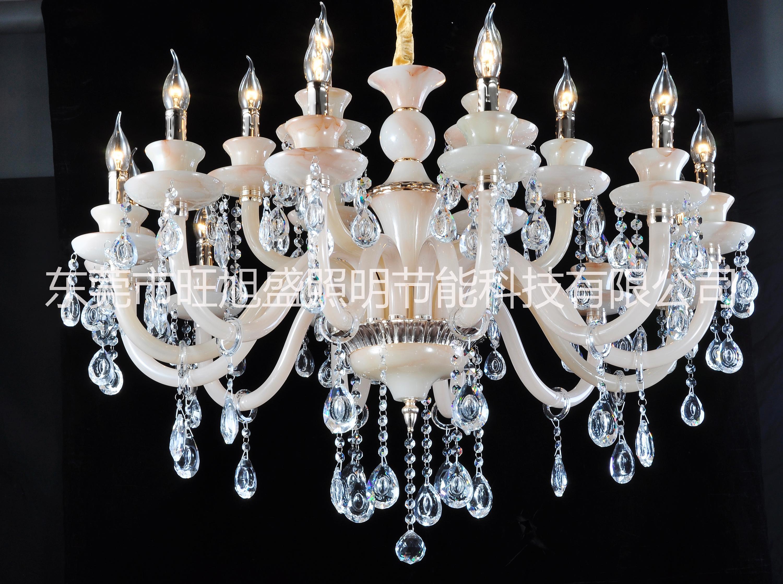 欧式玉石水晶灯-2012图片|欧式玉石水晶灯-2012样板