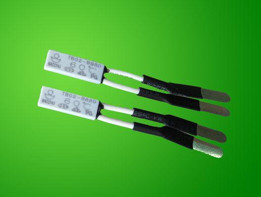 供应TB02微型电池热保护器