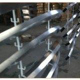 供应吊顶异形铝方管-2016吊顶异形铝方管最新邹势-热销木纹色吊顶异形铝方管