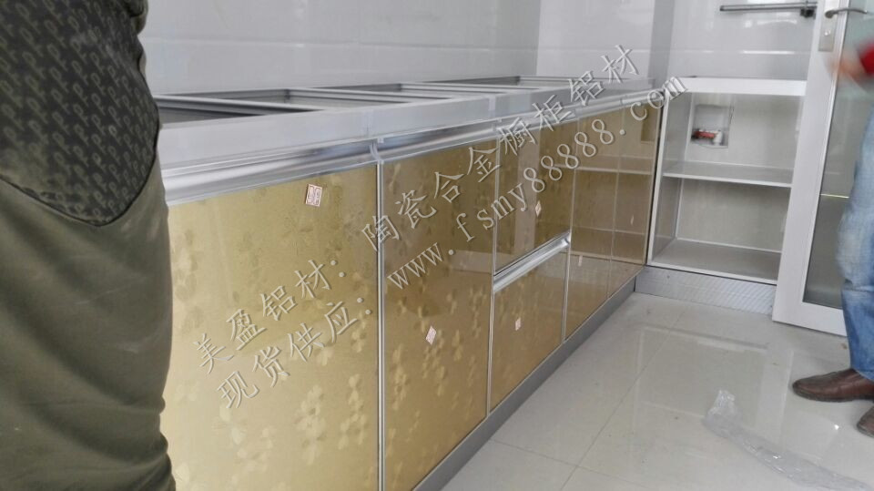 橱柜铝材图片/橱柜铝材样板图 (2)