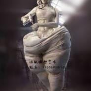 人物艺术雕塑摆件图片