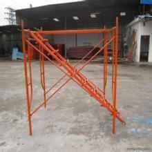 供应用于工地施工材料的脚手架图片