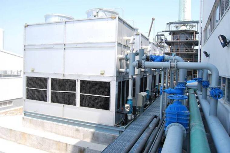 供应用于机械工业的山东供应20T闭式冷却塔