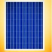 180W多晶硅太阳能板图片