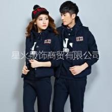 供应2015冬季新款韩版修身轻薄情侣装外套棉衣女短款大码棉服保暖棉袄
