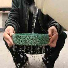 供应用于混凝土添加剂的山外山-3028型彩色透水混凝土