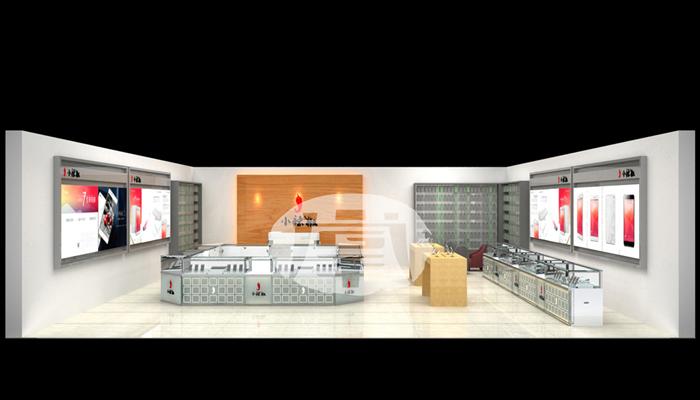 手机柜台|展台设计|卖场设计|展示设计|商场空间设计|办公空间规划