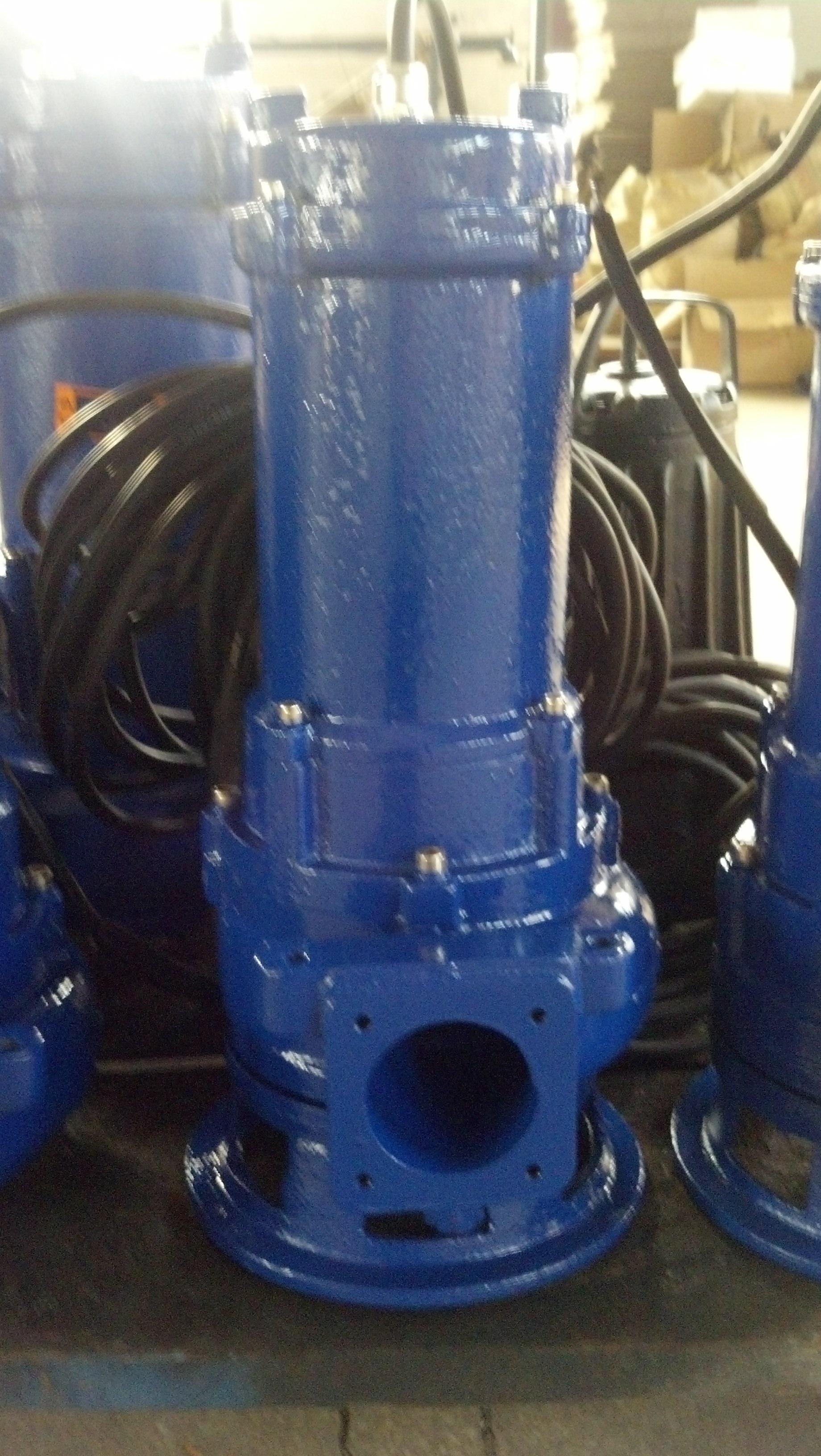 供应蓝洲WQR系列潜水排污泵电话13851898881蓝洲WQR10-10-1排污泵