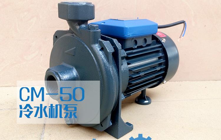 供应冷水机泵 cm-50冷水机马达 220v清水泵cp-128清水冷水机泵
