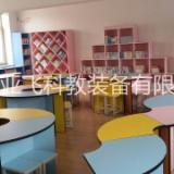 供应彩色阅览桌 组合桌 美术桌 彩色阅览桌价格 组合桌批发 美术桌报价
