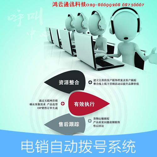 电销自动拨号系统销售