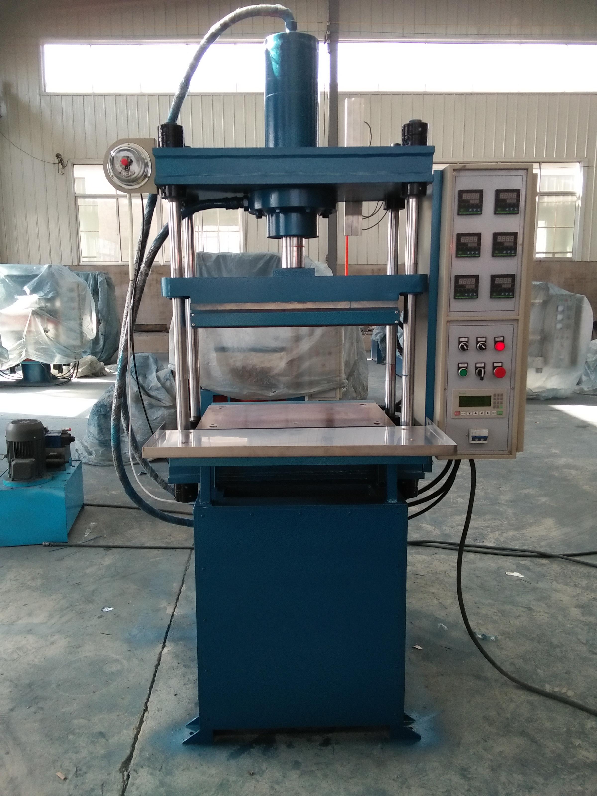 供应20T实验硫化机  客户特殊定制
