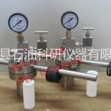 供应高温高压反应釜/反应设备/石油科研仪器/江苏海安石油