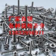 美制螺纹螺栓M20*100图片