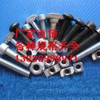 供应用于加长的M30*150高压双头螺栓 美制螺母螺栓生产厂家