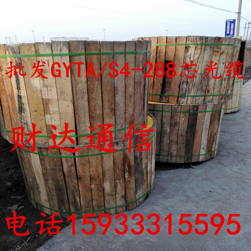 供应安徽蚌埠中心术管GYXTW24芯光缆,安徽巢湖GYTA24芯48单模光缆价格