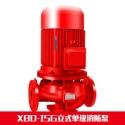立式单级消防泵图片