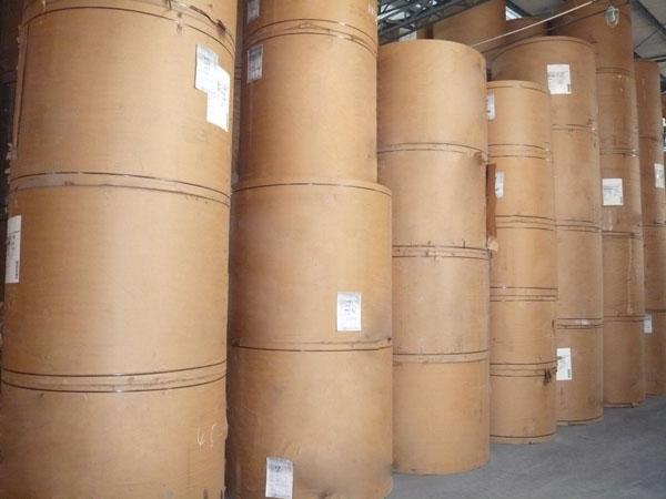 供应用于包装,印刷的厂家直供双面浅色牛卡纸