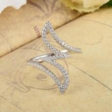 供应用于配饰的爱的转换时尚戒指