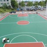 供应用于的云南5中PU篮球场施工