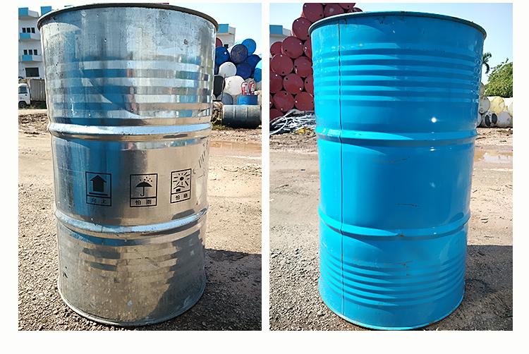 供应厂家直销二手200l闭口铁桶