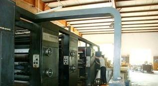 二手印刷机械设备 轮转印刷机