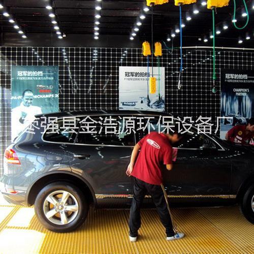 洗车房玻璃钢格栅图片/洗车房玻璃钢格栅样板图 (1)