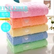 纤维毛巾图片