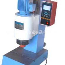 供应用于零件铆接的台式铆接机,台式旋铆机图片