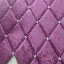 供应用于建筑内装的软装配饰设计家居布艺窗帘墙纸艺术图片
