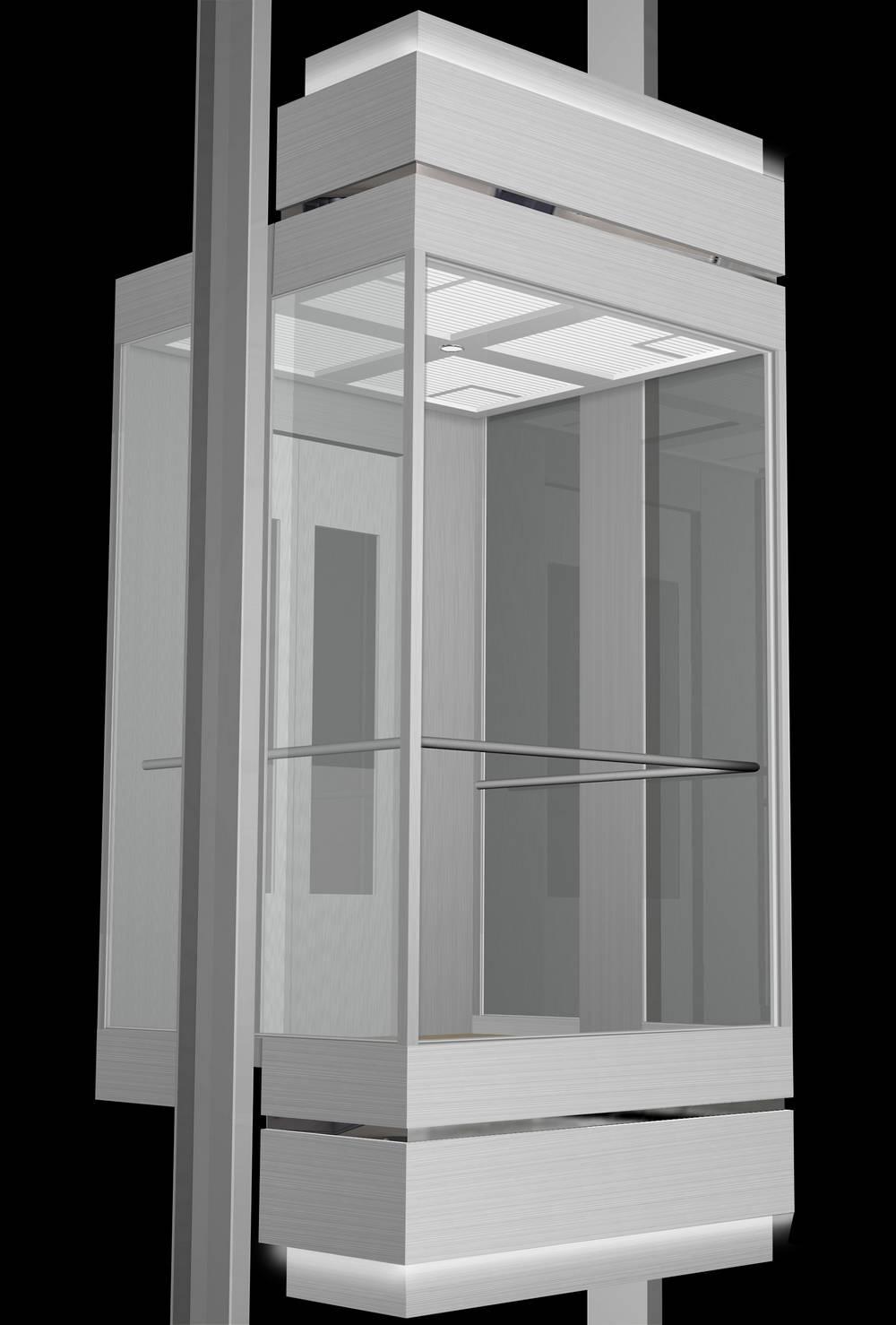 观光电梯 莱茵电梯 生产厂家报价