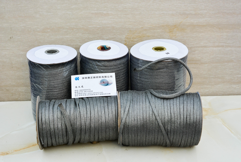 厂家直供钢化架齿条用不锈钢纤维套管,高温金属套管,大量现货包邮