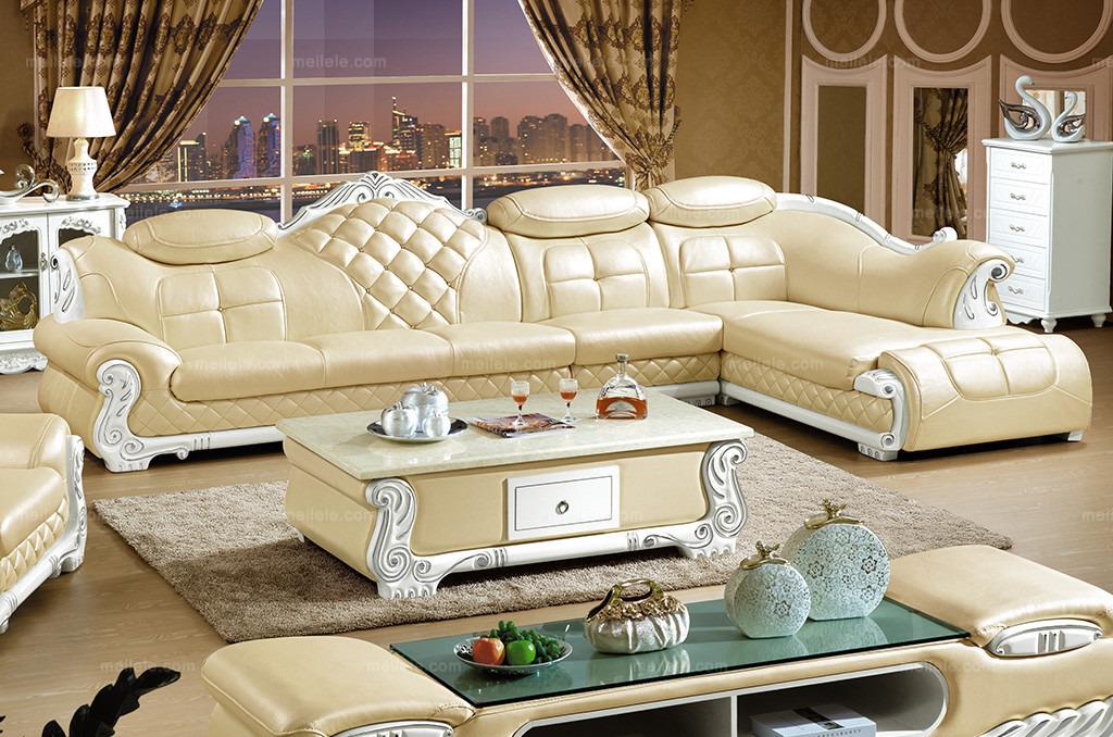 卓高实木家具-沙发价格