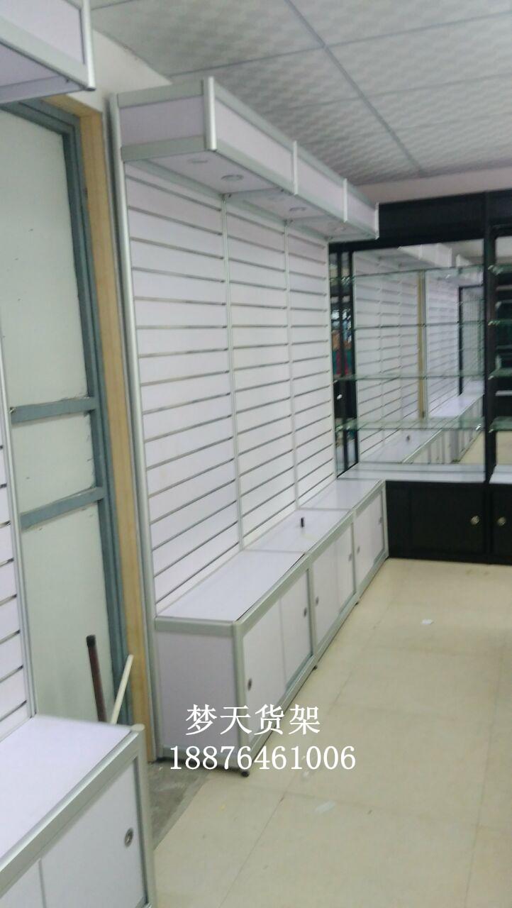 槽板展示架鞋包展示柜包包展示架鞋销售