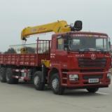 供应陕汽德龙国四随车起重运输车(燃油√(SX5316JSQDR4561型)