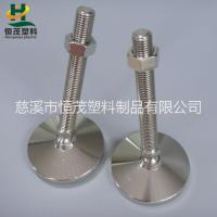 供应用于支撑调节的全碳钢万向调节脚 机械水平支撑脚杯