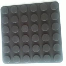 供应深圳硅胶垫 直销定制硅胶脚垫 3m背胶脚垫 防滑减震脚垫 透明圆形硅胶胶垫 硅胶机脚胶垫 透明防滑减震垫批发