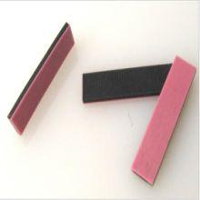 热销硅胶导电条 红色发泡硅胶导电条 红色发泡导电条 四面导电胶条图片
